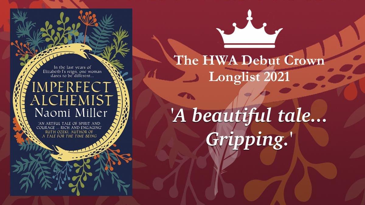 IA - HWA Debut Crown Award Longlist 2021
